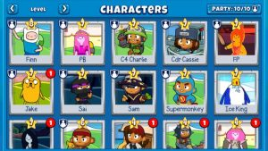 The Best Characters (and Weapons) to Use in BATTD | Bloons Adventure Time TD Guide