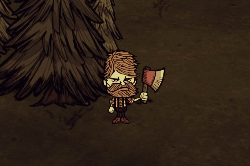 Woodie Don T Starve Dst Guide Basically Average