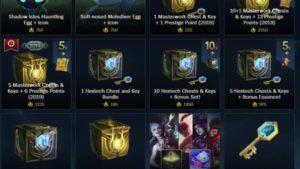How to Get & Farm Chests | Hextech Chests | League of Legends