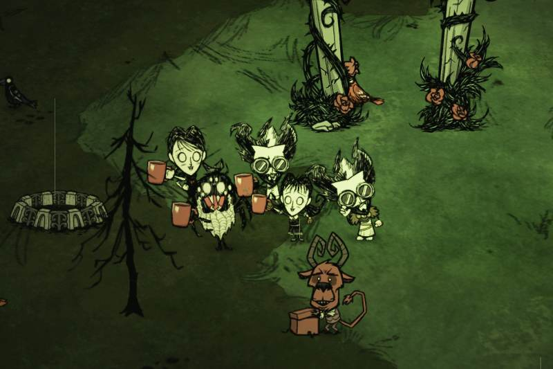 Don't Starve Together Characters Ranked [+Tips] | DST Guide | Basically Average