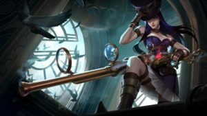 Caitlyn ARAM build [+ Tips] | League of Legends Guide