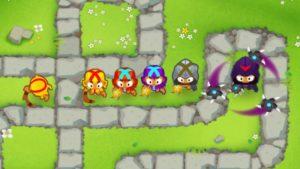 Boomerang Monkey Best Path BTD6 (Tier-5)