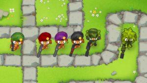 Sniper Monkey Best Path BTD6 (Tier-5)