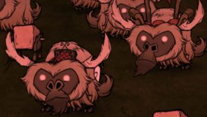 Beefalo | Don't Starve & DST Guide