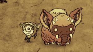 Suspicious Dirt Piles & Hunts | Don't Starve & DST Guide