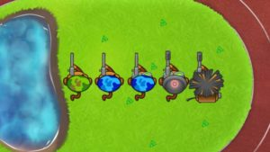 All BTD5 Towers & Strategy