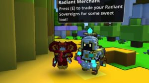 Radiant Sovereign | Trove Guide