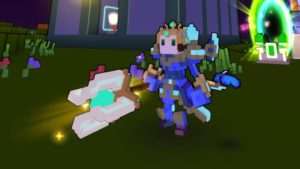 Crystal Gear | Trove Guide