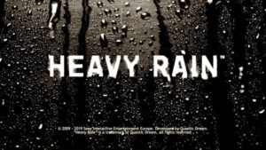 Heavy Rain Achievements