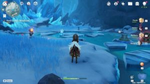 Genshin Impact: How to Thaw All the Shards Out in In the Mountains