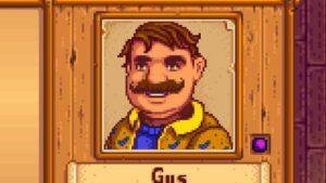 Gus | Stardew Valley