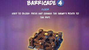 Barricade | Orcs Must Die 3 [OMD3]