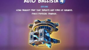 Auto Ballista | Orcs Must Die 3 [OMD3]